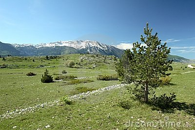 Tableland Dugo Polje in Bosna a Herzegovina