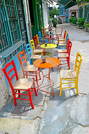 Free Tables Chairs Stock Photos - 39731273