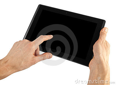 Tablet Royalty Free Stock Photo - Image: 22861365