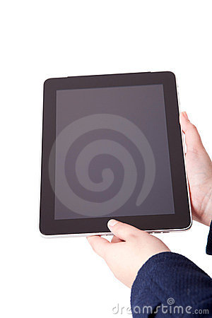 Tablet Or Pad Stock Photography - Image: 24222692