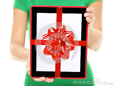 Tablet PC gift