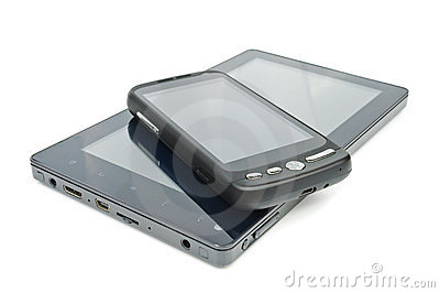 Tablet PC and touch screen phone