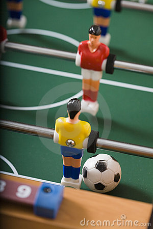 Free Tabletop Soccer Royalty Free Stock Photos - 15517668