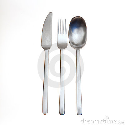 Free Tableware Royalty Free Stock Photography - 3215917