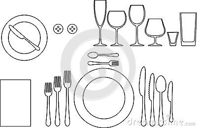 Dining etiquette likewise 75 15856 likewise China   JB likewise Royalty Free Stock Photography Tableware Outline Silhouette Etiquette Proper Table Setting Image31096947 likewise Search Illustrations. on chinese business etiquette