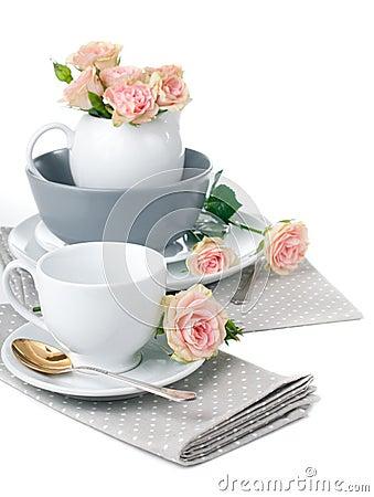 Tableware for tea