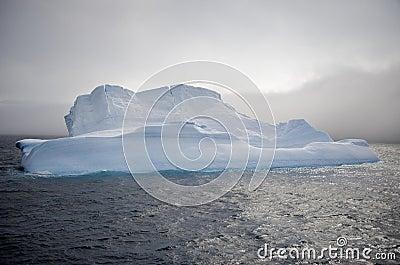 Tabular Iceberg Antarctica