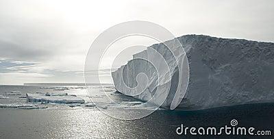 Tabular Iceberg Corner
