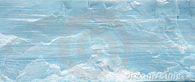Tabular iceberg striations
