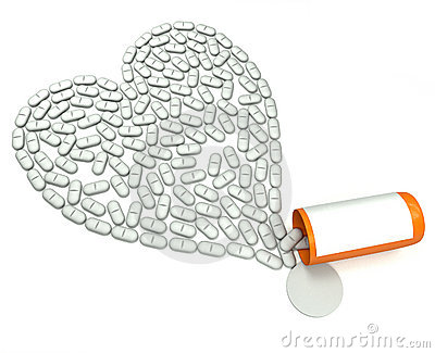 Tabuletas para o coração