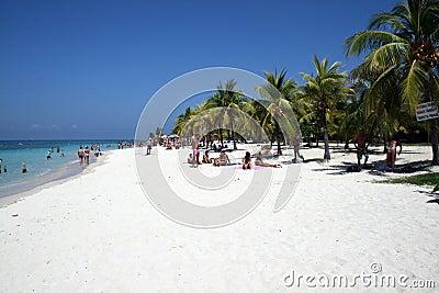 Tabyana beach Editorial Image