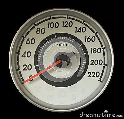 Free Tachometer Or Speedometer Stock Photo - 19821520