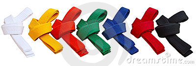 Tae Kwon Do Belts