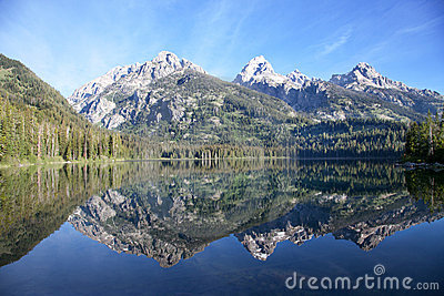 Taggart Lake Grand Teton National Park