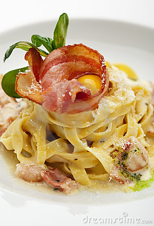 Free Tagliatelle Stock Photos - 13659603