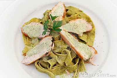 Tagliatelle with veal 2