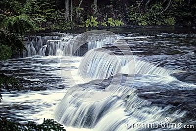 Tahquamenon Lower Water Falls