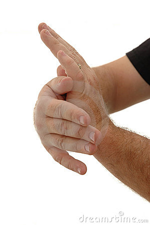 Free Tai Chi Hands Stock Photos - 516303