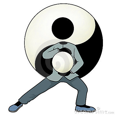 Tai chi yin and yang