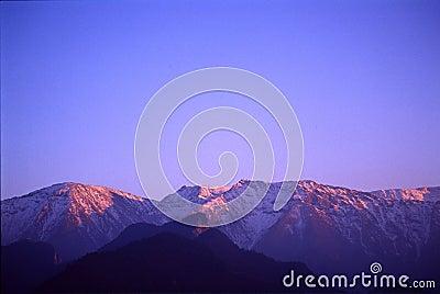Taibai Mountain