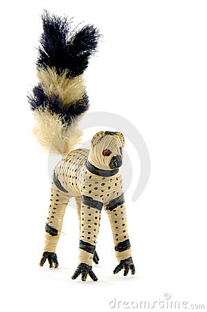 Tailed lemur toys