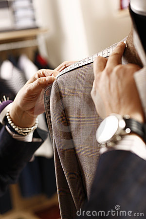Free Tailor Stock Photography - 12820162