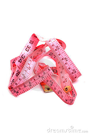Free Tailor Measuring Tape Stock Image - 18232041