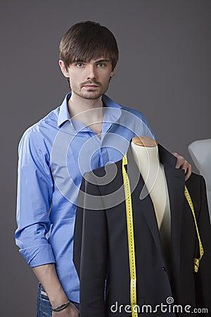 Tailor portrait