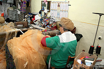 Tailor in the tailor s