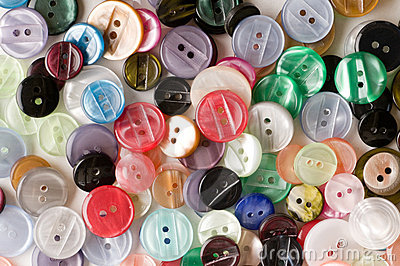 Tailoring buttons variety