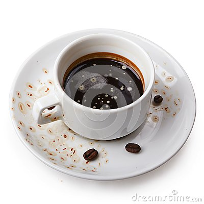 Tainted Coffee or Wasted Years