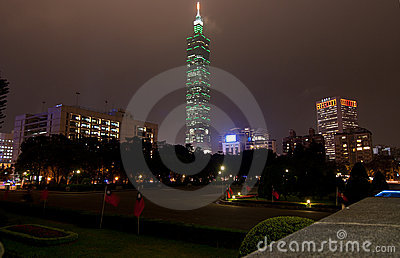 Taipei World Financial Center