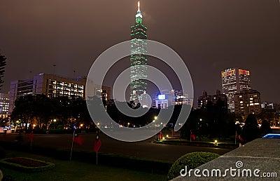 Taipei World Financial Center