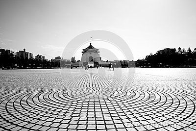 Taiwan Chaing Kai-Shek memorial