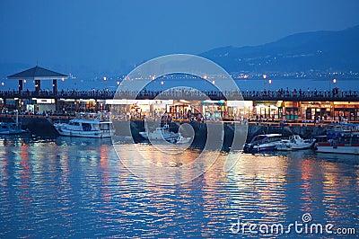 Taiwan Fisherman Wharf