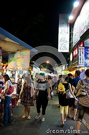 Taiwan Scene Editorial Photography