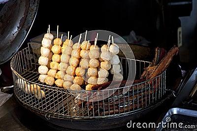 Taiwanese snack