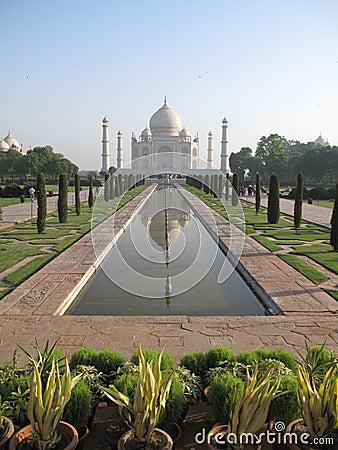 Free Taj Mahal Royalty Free Stock Photography - 15006557