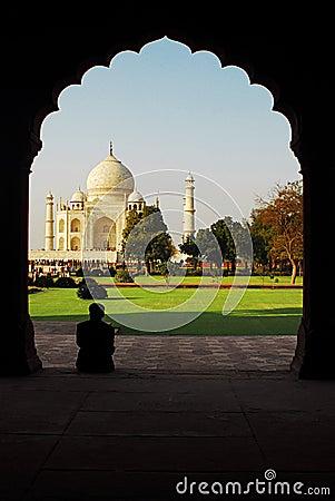 Free Taj Mahal Stock Photos - 2575413