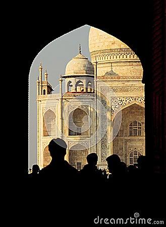 Free Taj Mahal Stock Images - 2575474