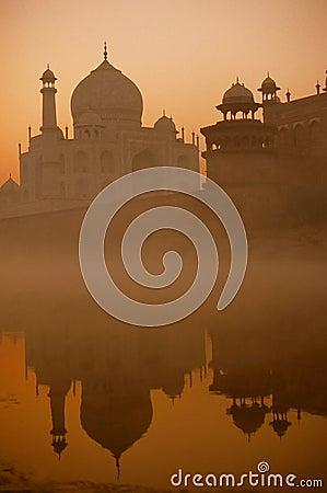 Free Taj Mahal Stock Photography - 3903092