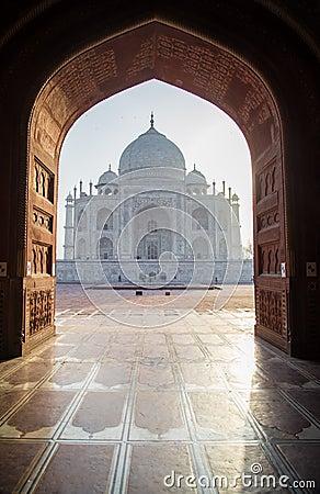 Free Taj Mahal Stock Photography - 56913482