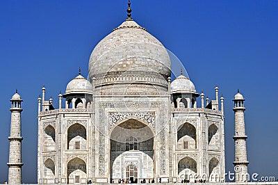 Taj Mahal,India