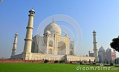 Taj Mahal, India Editorial Photo