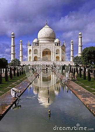 Taj Mahal pilgrimage