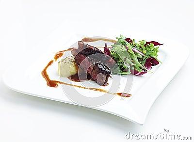 Tajima wiagyu beef steak