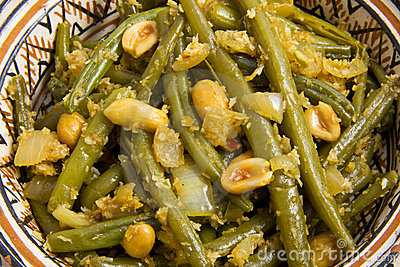Tajine beans