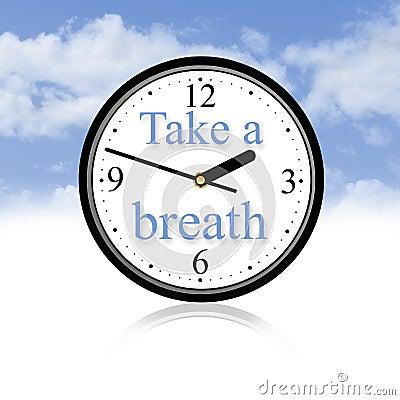 Free Take A Breath Royalty Free Stock Image - 22068226