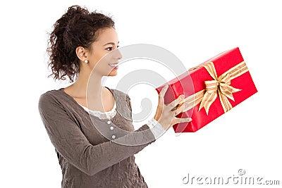 Take christmas gift
