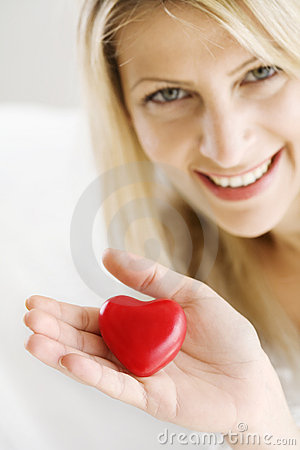 Free Take My Heart Stock Images - 4133774